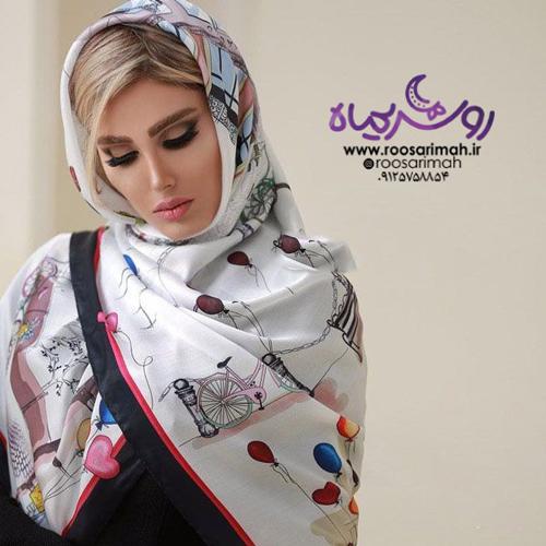 روسری زیبا | روسریماه